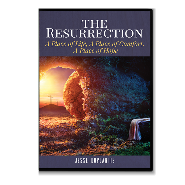 The Resurrection: A Place of Life, A Place of Comfort, A Place of Hope
