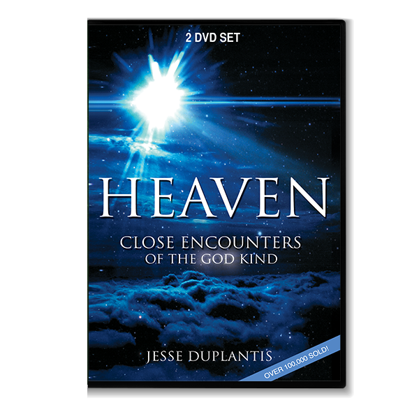 Heaven: Close Encounters of the God Kind (DVD, CD or Digital Formats)