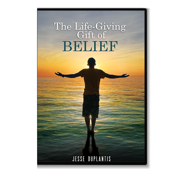 The Life-Giving Gift of Belief