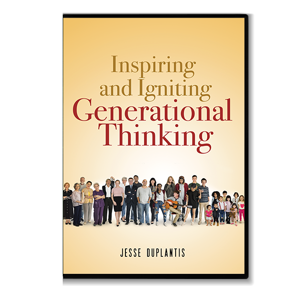 Inspiring and Igniting Generational Thinking