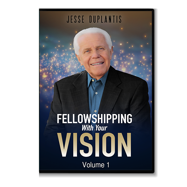 Fellowshipping with Your Vision Vol. 1