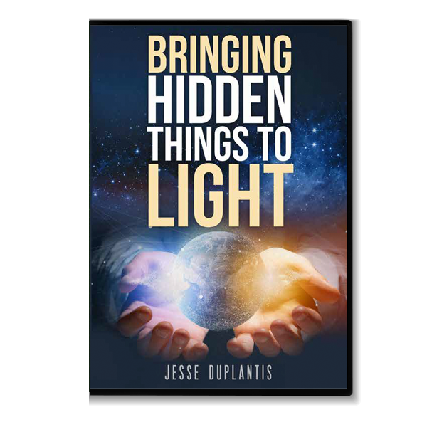 Bringing Hidden Things To Light