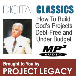 How to Build God's Projects Debt-Free and Under Budget