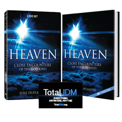 Heaven - Close Encounters (Book, DVD, Total JDM)