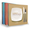 Value Pack - 25 Minute Spiritual Meals - Vol. 1, 2 & 3 (3 - 2CD sets)