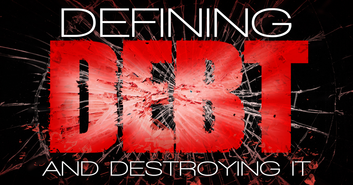 Jesse Duplantis Ministries - Defining Debt and Destroying It