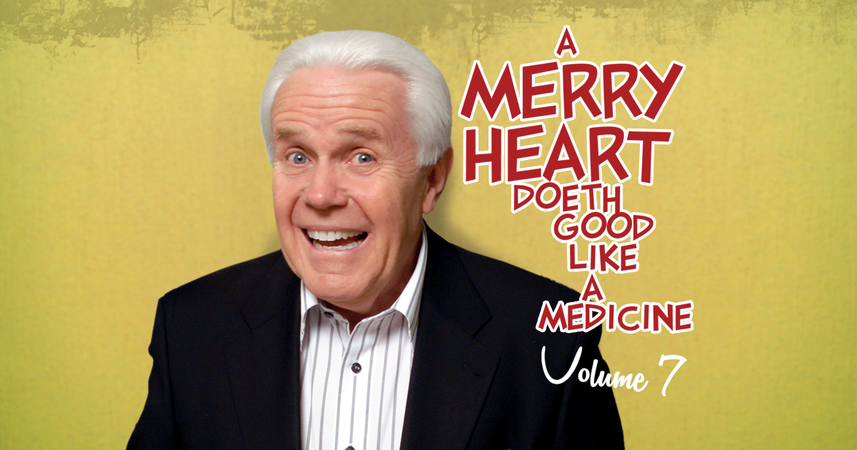 laugh and be merry meaning